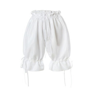 Women Girl Lolita Bloomers Short Pants Panty Shorts Cotton Underwear Pettipants