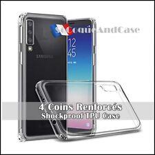 Etui Coque Housse Silicone Shock Absorption TPU case Samsung Galaxy A7 (2018)