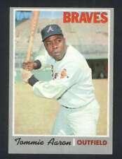 1970 Topps #278 Tommie Aaron EX+ Braves 130674