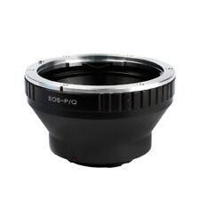 Trípode Canon EOS EF Lente para Pentax Q Monte PQ P/Q Anillo Adaptador de Cámara para Q10 Q7