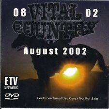 ETV Vital Country DVD - August 2002