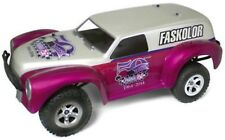 Parma Speed Shop Delivery Clear Short Course Truck Body For Slash/SC10