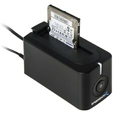 External Hard Drive USB 3.0 to SATA Docking Dock Station 2.5-3.5in HDD SSD 4TB