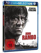John Rambo - Teil: 4 [Blu-ray](FSK 18/NEU/OVP) mit und von Sylvester Stallone