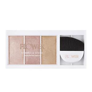Flower Beauty Shimmer & Strobe Highlighting Palette Shimmer/Strobe