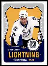 2010-11 O-Pee-Chee Retro Teddy Purcell #378
