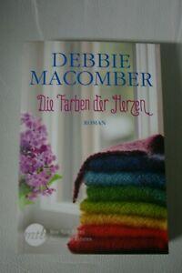 "Debbie Macomber  "" Die Farben der Herzen """