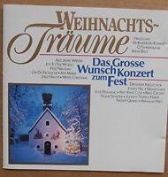 Weihnachtsträume-Das Große Wunschkonzert Zum Fest Bing Crosby, Hermann Pr.. [CD]