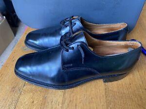 Masegrove Northampton England Vintage Leather Men's Handmade Shoes 1980s