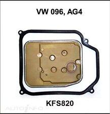 Auto Transmission Filter Kit VOLKSWAGEN BORA AGZ V5 MPFI 1J 99-01  (VW AG4 01