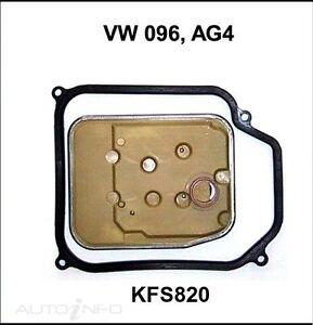 Auto Transmission Filter Kit VOLKSWAGEN BORA AUE V6 EFI 1J 01-03  (VW AG4 01M