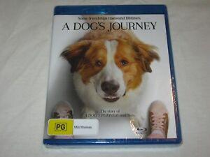 A Dog's Journey - Brand New & Sealed - Region A, B, C - Blu Ray