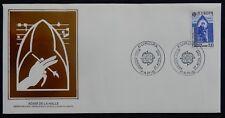Aj62** Enveloppe Premier jour Fdc) France (TBE) 1985 n°2366 /EUROPA...