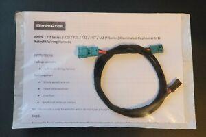 BMW 1 (F20) 2 Series (F22) / M2 (F87) Illuminated Cupholder LED Retrofit Cable