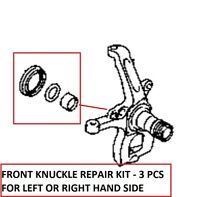 For Mitsubishi Pajero/Shogun 2.5/2.8/3.0 Knuckle Oil Seal+Roller Bearing+Washer