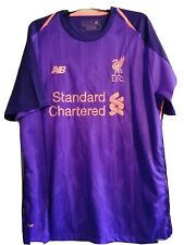 Liverpool Away Shirt 18/19 Large Salah