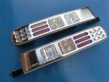 JDM Nissan Cube AUTECH Tail Rear Bumper Light Lamps Z11 BZ11 LED Pair 02-08 OEM