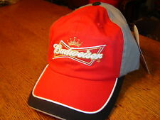 IN STOCK Kevin Harvick BUDWEISER Checkered Flag Fan Up  4 Hat NEW FREE SHIP ee930752a57a