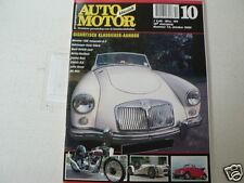 AMK 2000-10 ROYAL ENFIELD GP RACER,VW KEVER CABRIO ,LOTUS SEVEN,MG MGA,HARLEY,