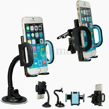 Car Windshield Windscreen Dashboard Air Vent Holder Mount Stand For Phone GPS