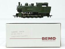 HOe Scale Bemo 1006 865 HF MGD 7525 H 0-10-0 Steam Locomotive