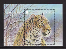 2009 Guernsey, Leopard, NH Mint Sheet, SG. ms1266