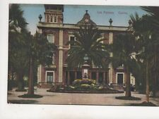 Las Palmas Casino Spain Vintage Postcard 675b
