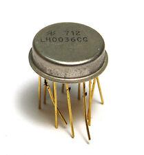 National LH0036 CG High-End Instrumentation Amplifier / OP, 70er Jahre, NOS