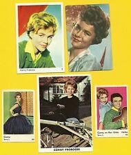 Conny Cornelia Froboess Fab Card Collection Goldene Schallplatte Derrick F