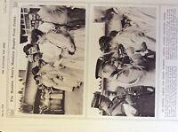 b1G ephemera 1916 picture general gilinski french women munition workers
