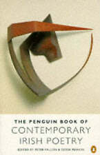 The Penguin Book of Contemporary Irish Poetry-ExLibrary
