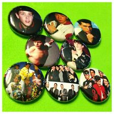 NEW KIDS ON THE BLOCK 1in buttons NKOTB JORDAN KNIGHT
