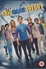 The Big Bang Theory Staffeln 1 2 3 4 5 6, 1-6, 19 DVD Box, NEU & OVP