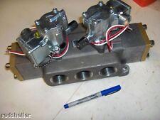NIB Parker Schrader Pneumatic Valve 4 Way 3 Position 1¼