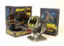 Batman Bat-Signal : Projects 20 Feet! by Running Press (2017, Hardcover)