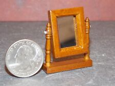 Dollhouse Miniature Lincoln Dresser Mirror 1:12 inch scale D33 Dollys Gallery