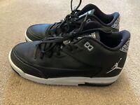 Nike Air Jordan Flight 3 Basketball Shoes Sneakers Trainers Black 5 820246-020