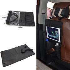 Tablet Wallet Case Bag For Ipad Car Suv Headrest Holder Back Seat Pocket Storage