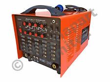 200 amp ac dc tig soudeur avec pulse & pleine onde de soudure en aluminium PP300 acdc
