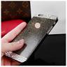 COVER CUSTODIA GLITTER con Brillantini Diamanti Strass per APPLE IPHONE X 8 Plus