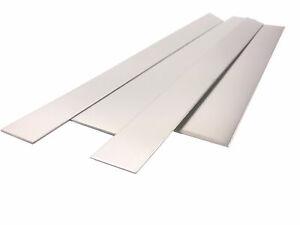 Sonderaktion Blechstreifen Stahl roh S235 1m + 1,5m bis50%reduziert!