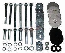 New Triumph Spitfire 1962-1980 Body Mount Hardware Kit High Quality Made in UK