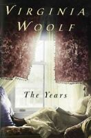 Years, Paperback by Woolf, Virginia, Brand New, Free P&P in the UK