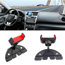 New -Li259 360° Car CD Dash Slot Holder Mount Stand For Cell Phone GPS Samsung