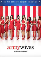 Army Wives: The Complete Seventh Season (Season 7) (3 Disc) DVD NEW