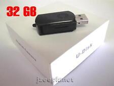 UDISK 32GB VIDEO DIGITAL HIDDEN HD CAMERA MIC CAMCORDER SPY CAM DVR USB READER