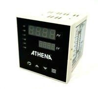 NEW ATHENA 25-JF-S-0-B-B-0-00-BX TEMPERATURE CONTROLLER 25JFS0BB000BX