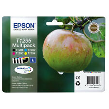 Genuine Epson T1295 Multipack for T1291, T1292, T1293 & T1294 Inks