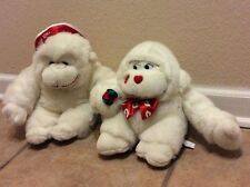 2 GANZ I Love You Monkey's from The Heritage Collection
