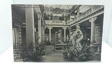 Antique Postcard Paris Pavilion Franco British Exhibition London 1908